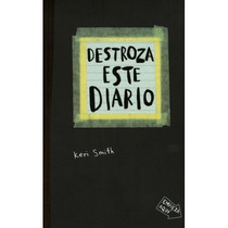 Libro Destroza Este Diario - Keri Smith