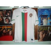 Jersey Cambio , Portugal Nike , 2010 Xl Boys