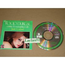 Rocio Durcal Canta Lo Romantico De Juan Gabriel 88 Ariola Cd