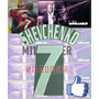 Estampado Ac Milan Local 2003, #7 Shevchenko$149