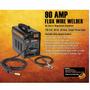 Planta De Soldar De Microalambre Sin Gas 90 Amp 120v Chicago