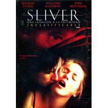 Dvd Sliver ( Invacion A La Intimidad ) 1993 - Phillip Noyce