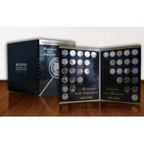 Coleccion De Monedas Conmemorativas Centenario/bicentenario