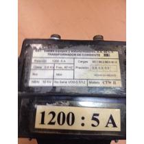 Transformador De Corriente, Eet, Modelo Ctw-2 1200amp