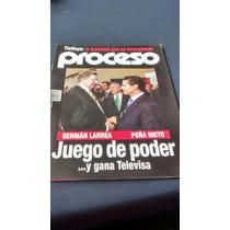 Proceso - Germán Larrea, Peña Nieto Juego De Poder #1977