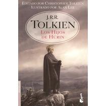 Hijos De Húrin - J. R. R. Tolkien, Español 317pag Ed. Booket