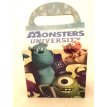Monster University 10 Loncheras 40 Pesos