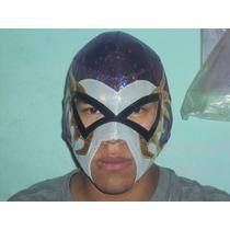 Mascara De Luchador Hijo Del Fantasma P/adulto Autografiada