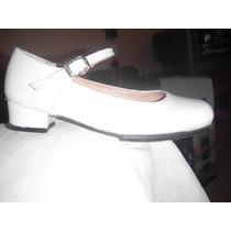 Zapato Semi Nuevo Para Danza Regional De 21/1