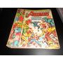 Avengers Carpeta Escolar Vintage De Colección