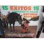 Antonio Aguilar 15 Exitos Lp