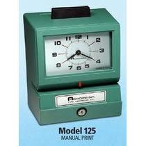 Reloj Marcador Manual Estacionamiento Personal Costos