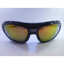 Lentes Goggles Miopia Polarized Tornasol No Graduados Uv400
