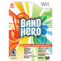 Band Hero Usado Wii Original Blakhelmet C