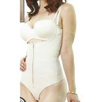 Body Remodelador Regina Plus Tanga, Faja Diseño Colombiano