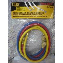 Cps Mangueras De Carga Para Gas Refrigerante Hechas En U.s.a