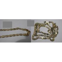 Bonita Cadena De Oro Laminado De 14k A $650