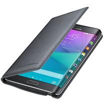 Funda Samsung Galaxy Note Edge Flip Wallet 100% Originales