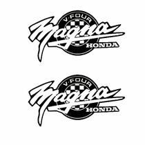 Sticker - Calcomania - Vinil - Honda Magna