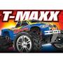 Camionesta Gasolina Traxxas T-maxx 2.5 Radio Control