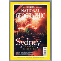Revista National Geographic Agosto 2000