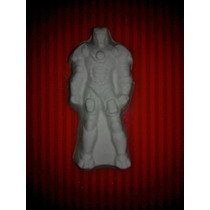 30 Piezas De Figuras De Yeso De Iron Man