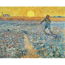 Lienzo En Tela Vincent Van Gogh 1888 Impresionismo 50 X 63cm