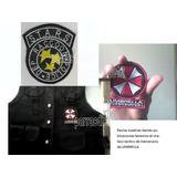 Chaleco Mercenario Umbrella Resident Evil