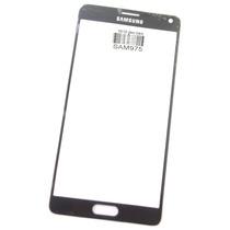 Samsung Galaxy Note 4 - Refacción Cristal Glass Color Negro!