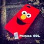 Elmo Case Iphone 4/4s 5/5s 5c 6 6 Plus S4 S5 S6 S6 Edge
