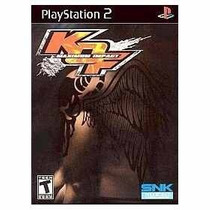 Kof King Of Fighters Maximum Impact Ps2