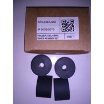 Kit De Gomas Fb5-3595-000 Flecha Interna Fusor Ir6000/6570