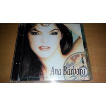 Ana Barbara, Tu Decision, Cd Album, 1a Edicion Del Año 1999