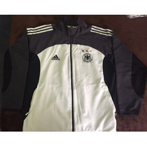 Chamarras Adidas Selección Alemana Mundial 2002