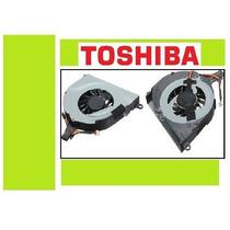 Ventilador Abanico Fan Toshiba L650 L655 L755 C650 Nuevo