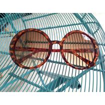 Lentes Redondos Animal Print