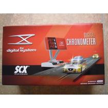 Cronómetro Scalextric Digital System Sslot Jägeer