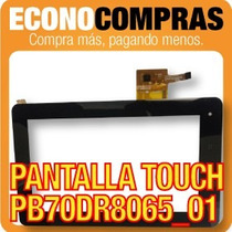 Touch Tablet China 7 Universal Flex Pb70dr8065_01 100%nuevo