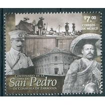 Sc () Año 2014 Toma De San Pedro De Coahuila De Zaragoza Cen