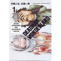 Manga Deadman Wonderland # 1 Editorial Kamite Suscripciones