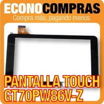 Touch Tablet China 7 Universal Flex Gt70pw86v-z 100% Nuevo!