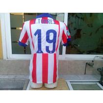 Jersey Atlético De Madrid 2014-2015 Raul Jimenez
