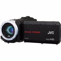 Jvc Gz-r10 Videocamara A Prueba De Agua- De Golpes- De Polvo
