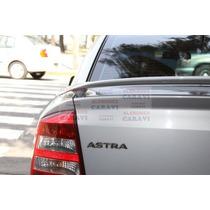 Astra Spoiler Trasero Sedan De Cajuela Modelo Irmsher Opel