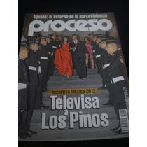 Proceso - Televisa A Los Pinos