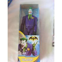 Muñeco Jocker De Batman Articulado Mattel Original