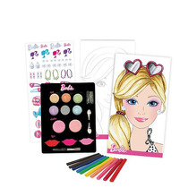 Barbie Maquillaje Artista Sketch Set
