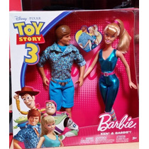 Toy Story Barbie & Ken Mattel