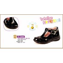 7 Zapato Nonno Bebes Tipo Charol Niña En Gagashop
