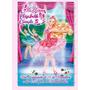 Invitaciones Cumpleaños Barbie Zapatillas Magicas Pink Shoes